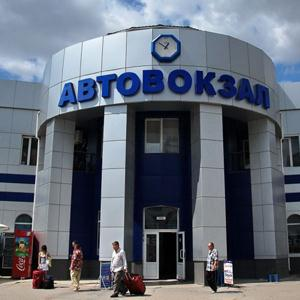 Автовокзалы Шаркана