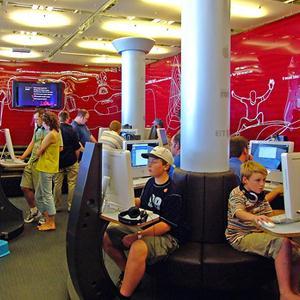 Интернет-кафе Шаркана