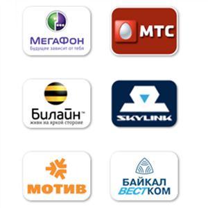 Операторы сотовой связи Шаркана