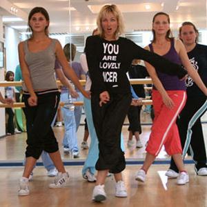 Школы танцев Шаркана