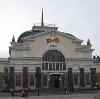 Железнодорожные вокзалы в Шаркане
