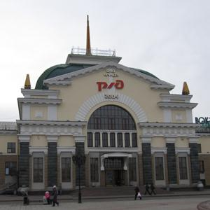 Железнодорожные вокзалы Шаркана